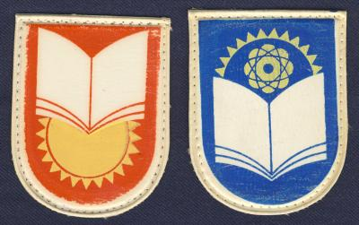 Нашивки на рукавах школьной формы